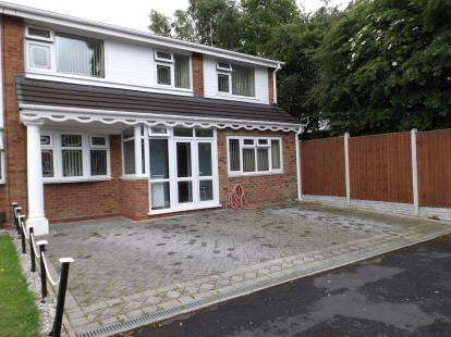5 Bedrooms Semi Detached House for sale in Naunton Road, Walsall, West Midlands