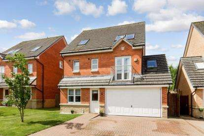 5 Bedrooms Detached House for sale in Bressay Grove, Cambuslang