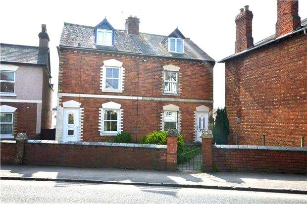 3 Bedrooms Semi Detached House for sale in Stratford Road, Stroud, Gloucestershire, GL5 4AL