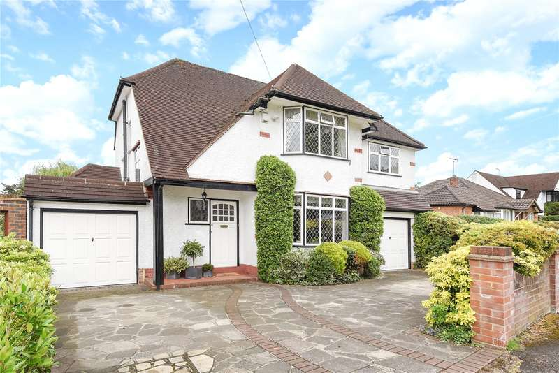 5 Bedrooms House for sale in Pheasants Way, Rickmansworth, Hertfordshire, WD3