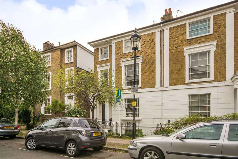 1 Bedroom Flat for sale in Belitha Villas, Islington, N1