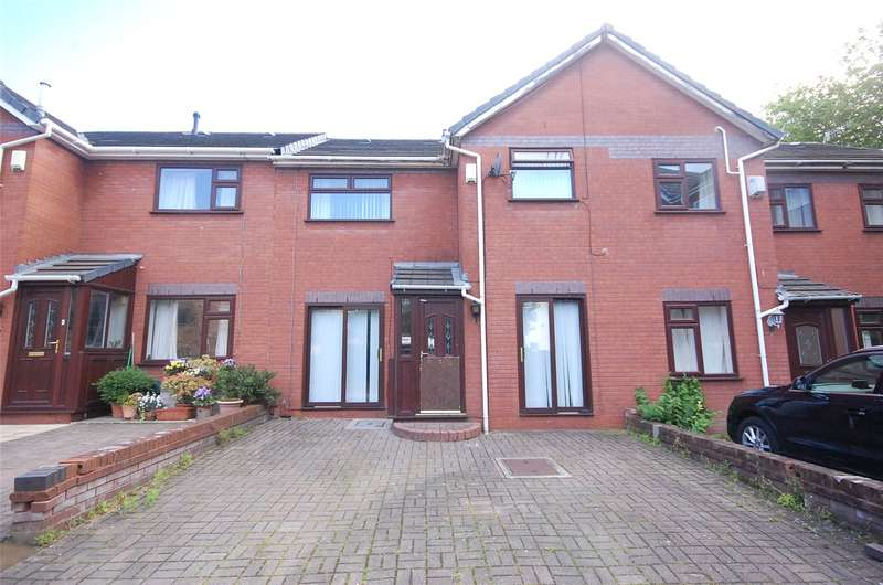 2 Bedrooms Mews House for sale in Parkfield Mews, Little Parkfield Road, Aigburth, Liverpool, L17