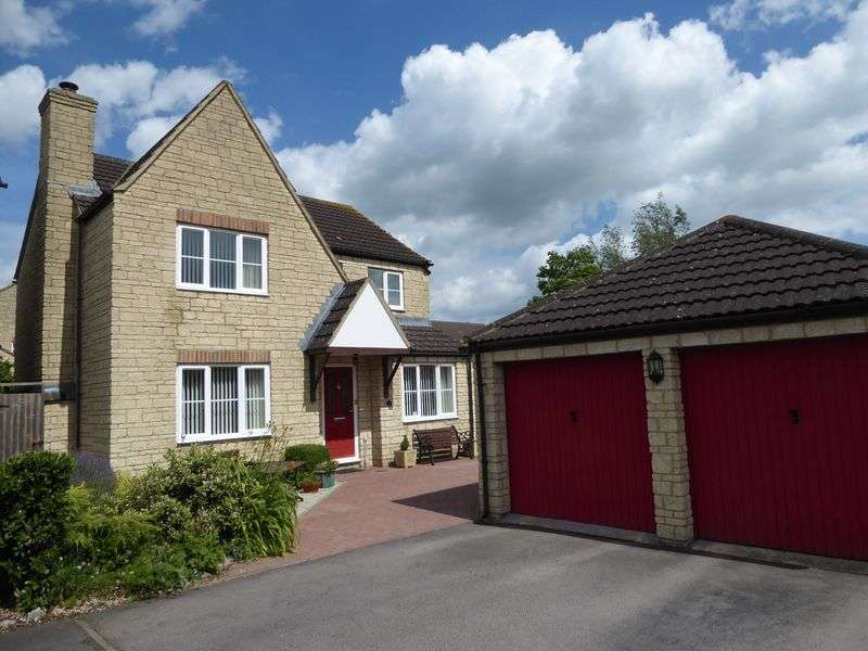 4 Bedrooms Property for sale in Merganser Drive, Bicester