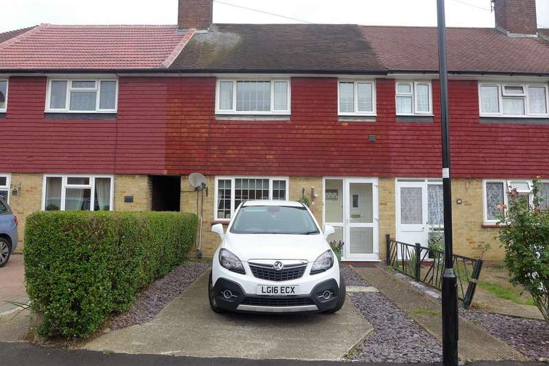 3 Bedrooms Terraced House for sale in Finch Drive, Feltham