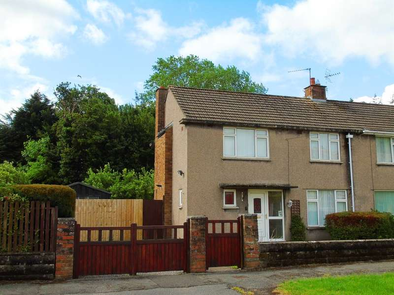 3 Bedrooms Semi Detached House for sale in Byrd Crescent, Penarth