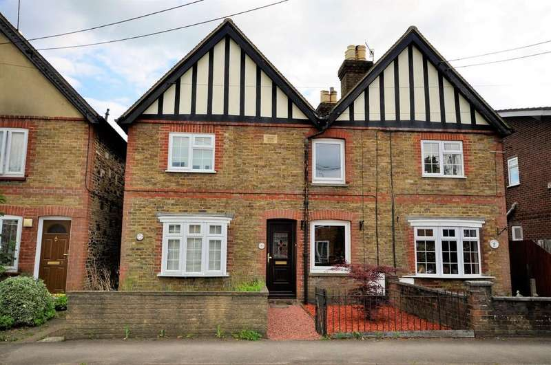 2 Bedrooms Terraced House for sale in Avenue Row, Elstead