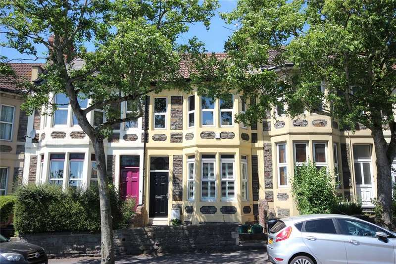 3 Bedrooms Terraced House for sale in Gloucester Road, Horfield, Bristol, BS7