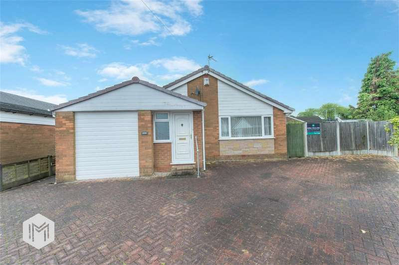 3 Bedrooms Detached Bungalow for sale in Fulwood Close, Seddons Farm, Bury, Lancashire