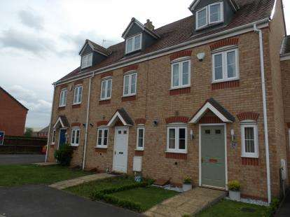 3 Bedrooms Terraced House for sale in The Bridleway, Nuneaton, Warwickshire