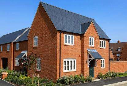 3 Bedrooms Detached House for sale in The Brackens, Radstone Fields, Halse Road, Brackley