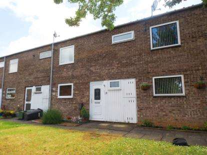 3 Bedrooms Terraced House for sale in Odecroft, Peterborough, Cambridgeshire