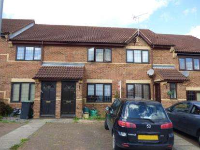 2 Bedrooms Terraced House for sale in The Meadows, Flitwick, Bedford, Bedfordshire