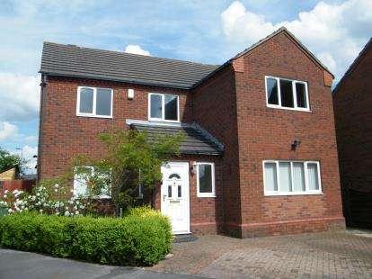 4 Bedrooms Detached House for sale in Kemperleye Way, Bradley Stoke, Bristol