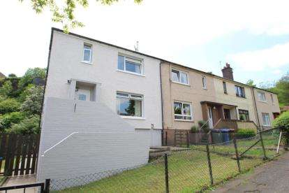 3 Bedrooms End Of Terrace House for sale in Pembroke Road, Greenock