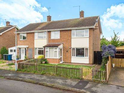 3 Bedrooms Semi Detached House for sale in Broadmeer, Cotgrave, Nottinghamshire, Nottingham