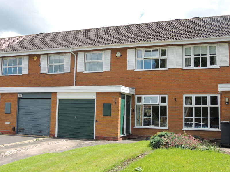3 Bedrooms Terraced House for sale in St Lawrence Close, Knowle, Solihull