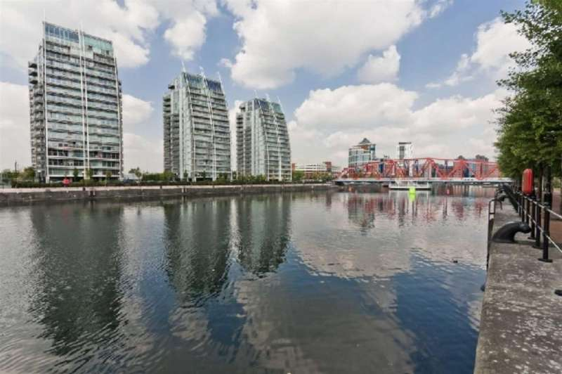 2 Bedrooms Flat for sale in NV Building , 100 The Quays