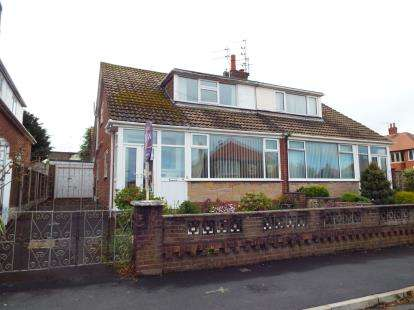 2 Bedrooms Semi Detached House for sale in Denstone Avenue, Blackpool, Lancashire, FY2