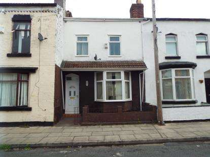 2 Bedrooms Terraced House for sale in Vicar Road, Liverpool, Merseyside, L6