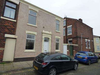 2 Bedrooms End Of Terrace House for sale in Wellington Street, Preston, Lancashire, PR1
