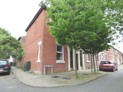 2 Bedrooms End Of Terrace House for sale in Milner Street, Deepdale, Preston, Lancashire, PR1