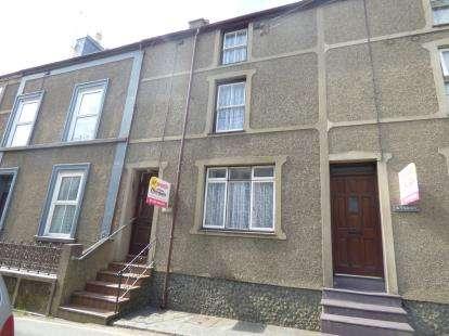 4 Bedrooms Terraced House for sale in Stryd Y Plas, Nefyn, Pwllheli, Gwynedd, LL53