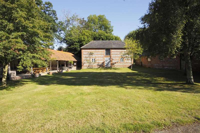 4 Bedrooms House for sale in Tangley, Andover