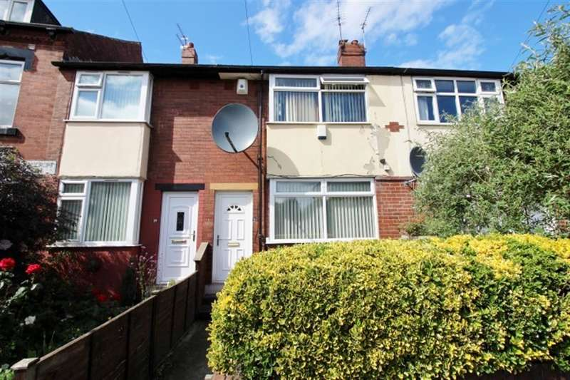 3 Bedrooms Terraced House for sale in Nancroft Mount, Armley, LS12