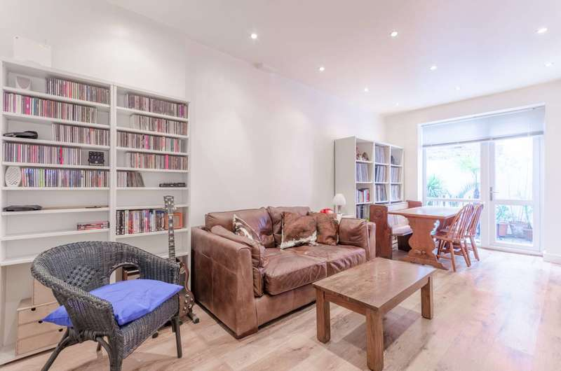 1 Bedroom Flat for sale in Newington Green Road, Mildmay, N1