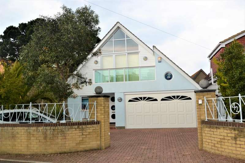 4 Bedrooms Detached House for sale in Panorama Road, Sandbanks, Poole BH13