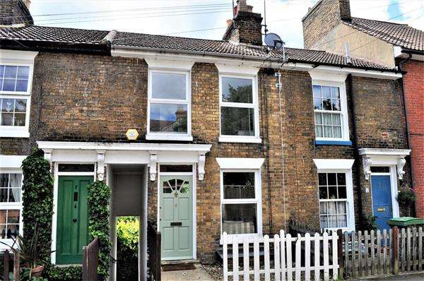 2 Bedrooms Terraced House for sale in Maidstone ME16