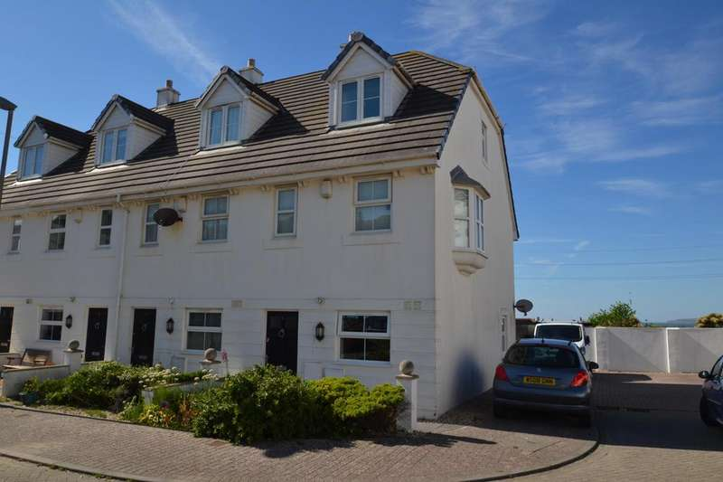 3 Bedrooms Semi Detached House for sale in Nelson Mews, Westward Ho!