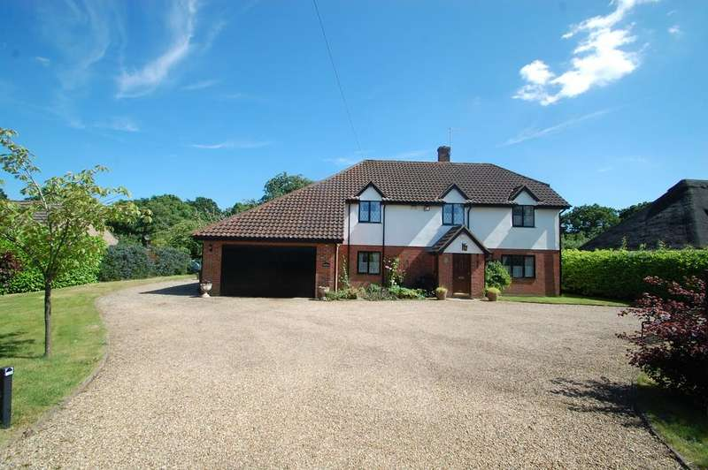 4 Bedrooms Detached House for sale in Hall Road, Barton Turf