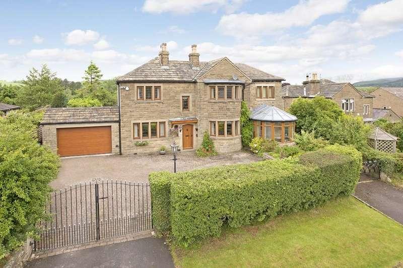 4 Bedrooms Detached House for sale in Marton Road, Gargrave