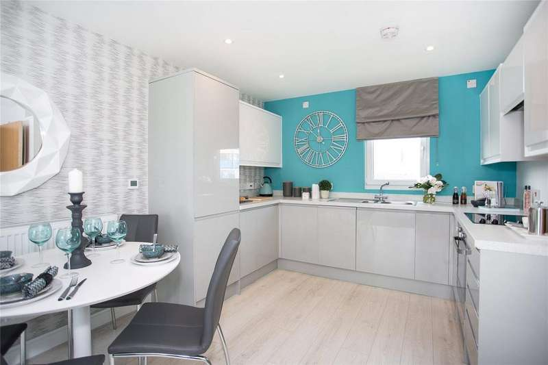 1 Bedroom Flat for sale in Meridian Waterside, Southampton, SO14
