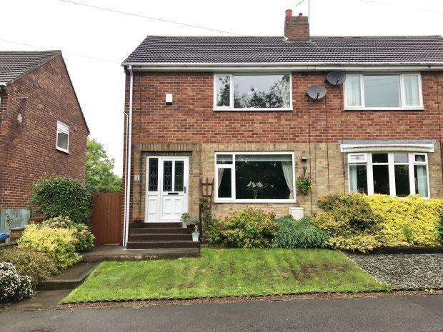 2 Bedrooms Semi Detached House for sale in ST LAWRENCE ROAD, HIGH PITTINGTON, DURHAM CITY : VILLAGES EAST OF