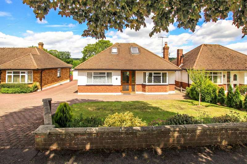 2 Bedrooms Detached Bungalow for sale in Covert Road, Northchurch HP4