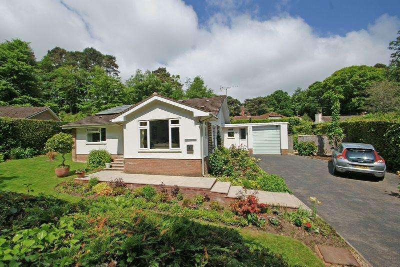 3 Bedrooms Detached Bungalow for sale in Broad Oak Close, Ottery St. Mary