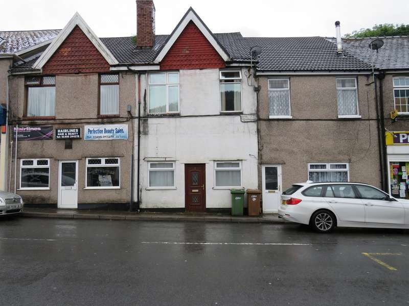 1 Bedroom Ground Flat for sale in Victoria Buildings, High Street, Abercarn