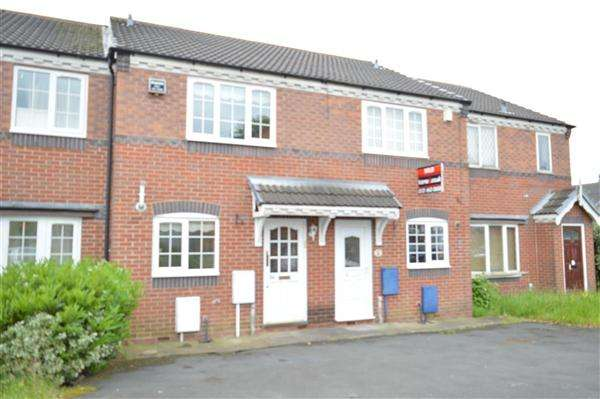 2 Bedrooms Terraced House for sale in Mistletoe Drive, Walsall