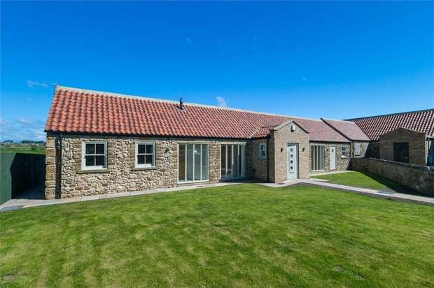 2 Bedrooms Detached Bungalow for sale in West Close Cottages, Durham, County Durham
