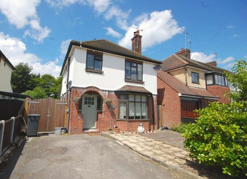 3 Bedrooms Detached House for sale in Widford Road, Chelmsford, CM2