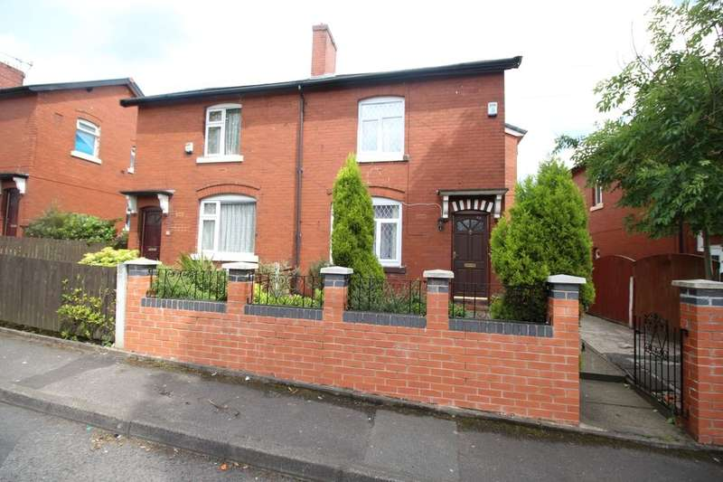 4 Bedrooms Semi Detached House for sale in Hazel Avenue, Bury, BL9