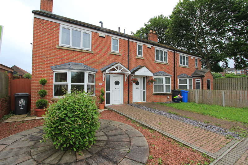 3 Bedrooms Terraced House for sale in Churchdale Mews, Frecheville