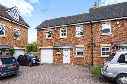 3 Bedrooms End Of Terrace House for sale in Woodside, Thornwood, Epping
