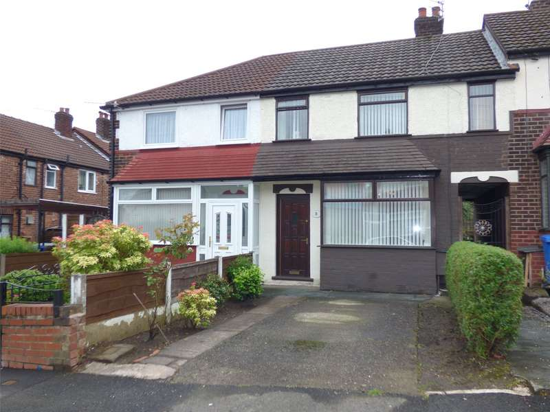 3 Bedrooms Terraced House for sale in Brindley Avenue, Blackley, Manchester, M9
