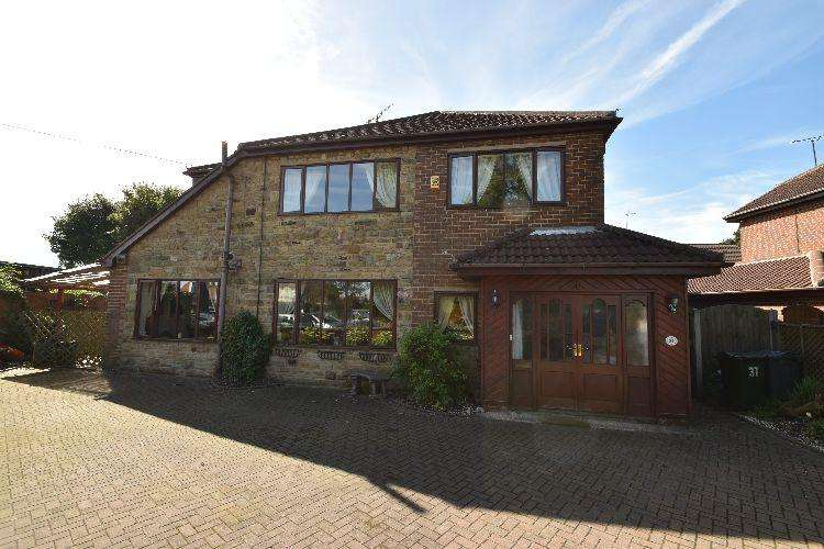 3 Bedrooms Detached House for sale in Hollings Lane Rotherham South Yorkshire
