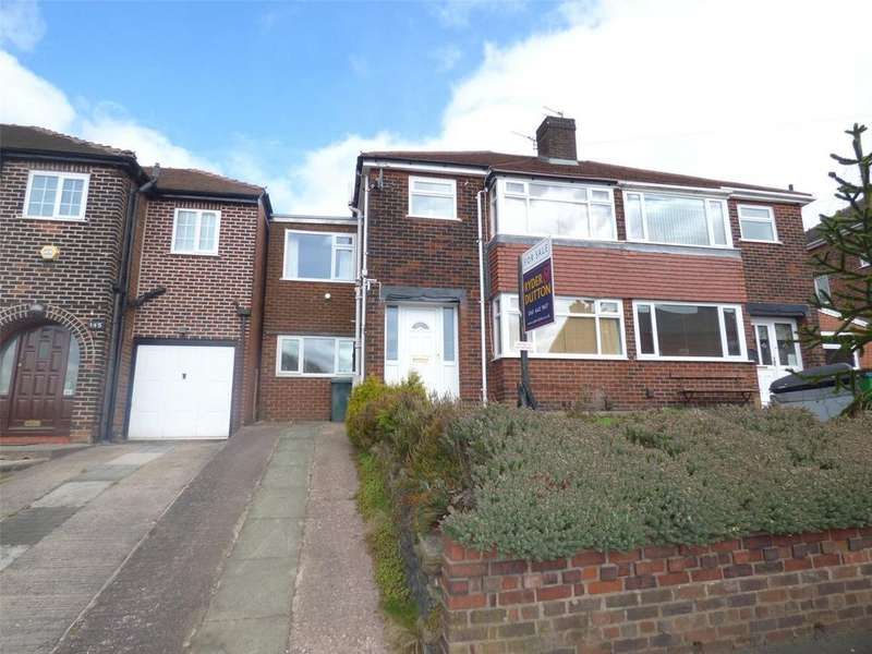 3 Bedrooms Semi Detached House for sale in Grimshaw Lane, Middleton, Manchester, M24
