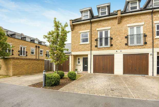 4 Bedrooms House for sale in Hawtrey Road Windsor