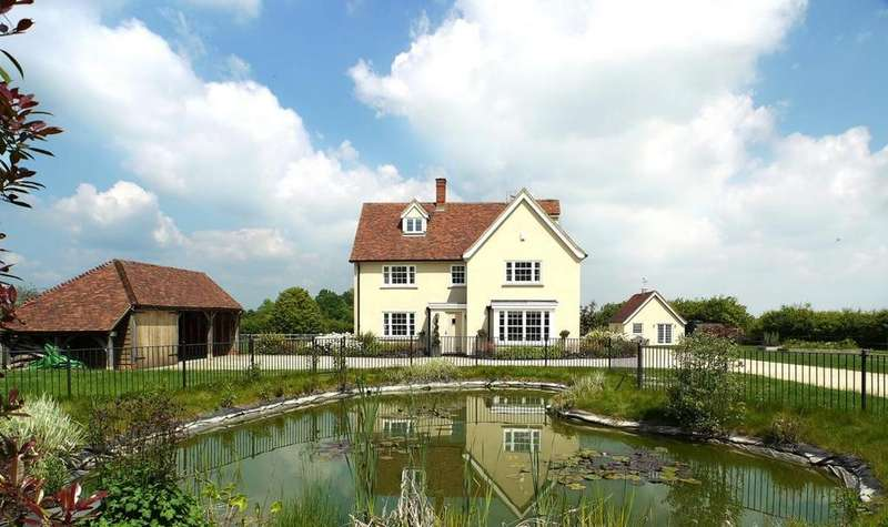 6 Bedrooms Detached House for sale in Pleshey, Chelmsford